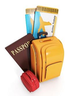 Packa pass i väskan