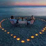 En romantisk resa för två